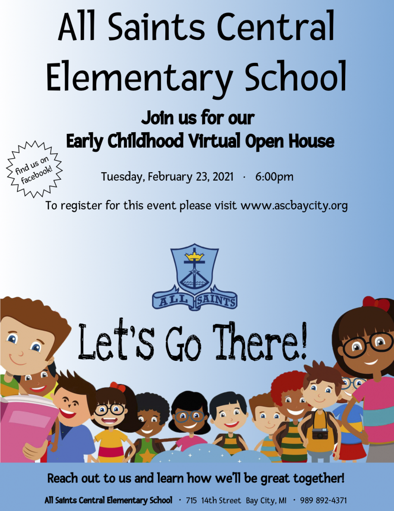 Early Childhood Open House 2020